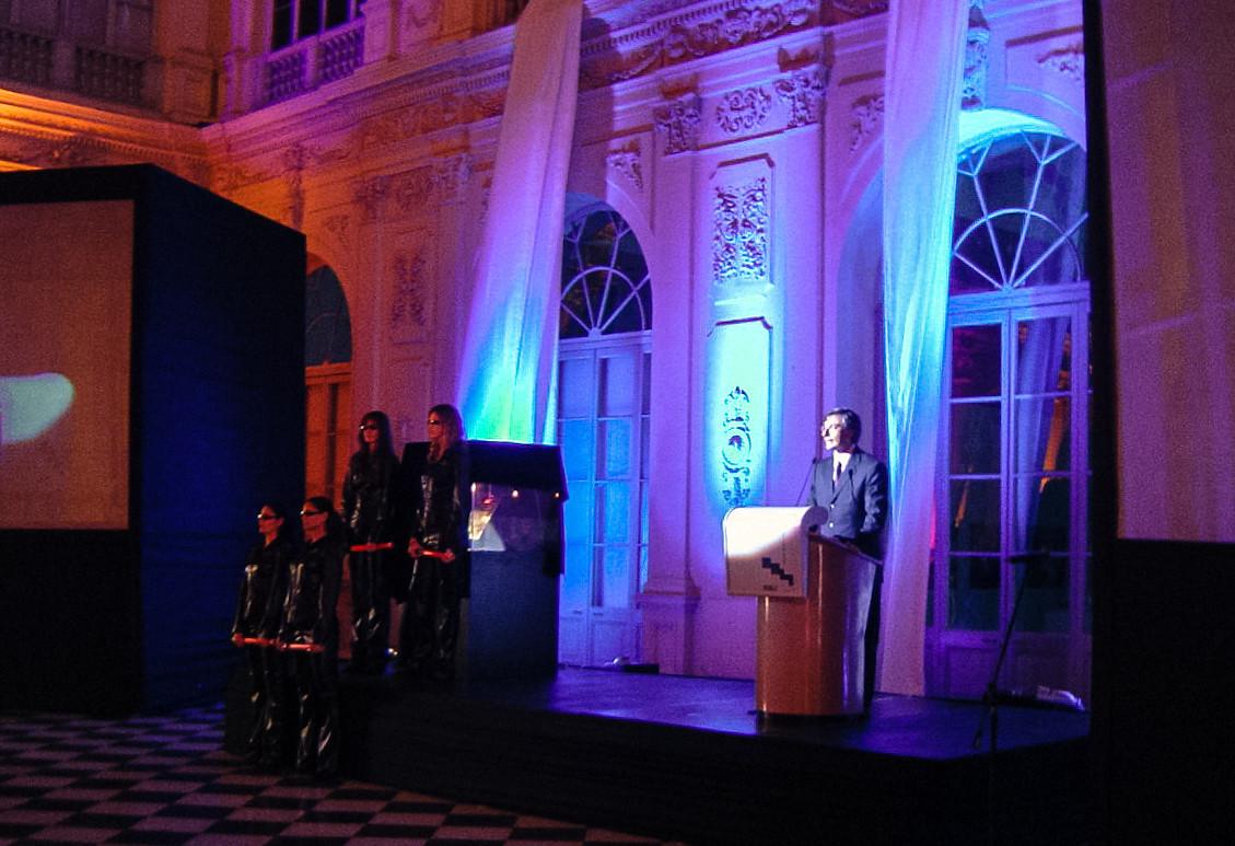EVENTS MANAGEMENT & PRODUCTION SERVICES PARIS
