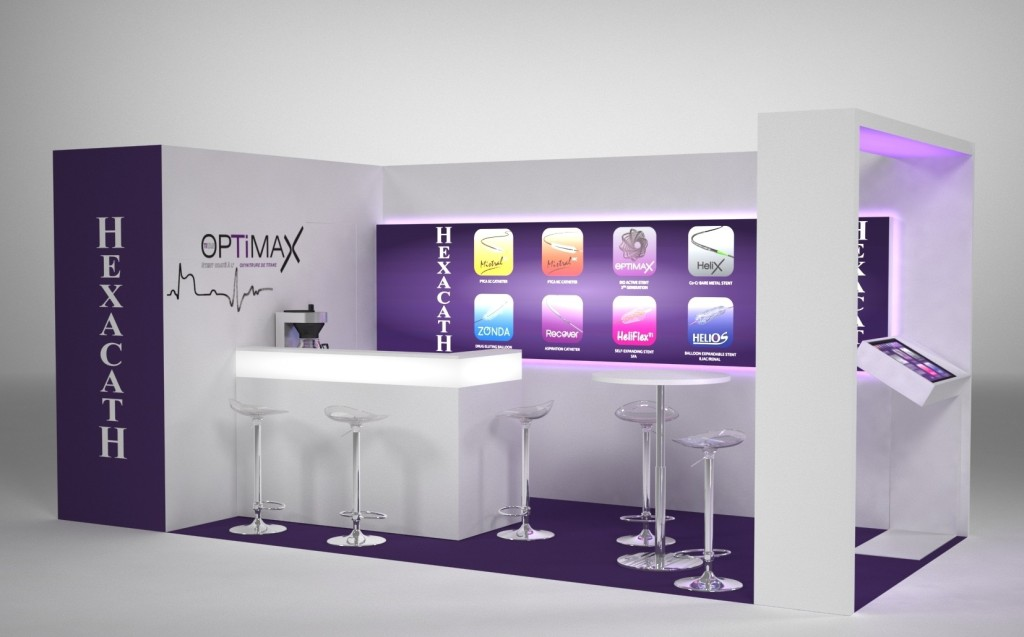 booth-design - Exhibition Services in Paris – C&C Events