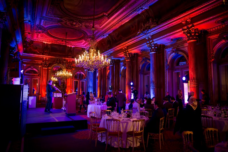 French Gala Dinner Organiser in Paris